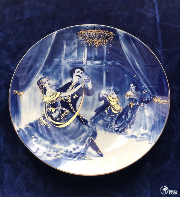 关于梅森meissen的各种挂盘装饰盘-中国梅森瓷器|迈森瓷器|Meissen瓷器